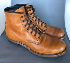 "Men's Red Wing ""Beckman"" 9013 Heritage Work Boots 9 D Made In USA"