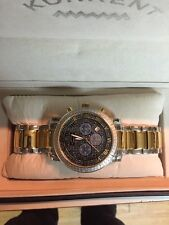 Brand New Kurrent Watch in box with warranty registration