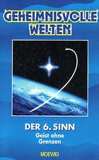 GEHEIMNISVOLLE WELTEN - Der 6. Sinn - Walter-Jörg Langbein BUCH