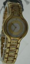 New Ebel Beluga Yellow gold and Diamonds Ladies Watch !