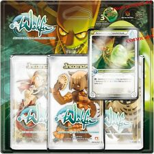 DOFUS - WAKFU set of 3 boosters INCARNAM & NOMEKOP card by ANKAMA traiding cards