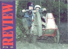 OFF ROAD REVIEW Magazine - 10 ISSUES - Nos.74-79 & 81-83(Triple)& 91(NEW COPIES)