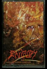 Entropy Tangled Human Complex USA Cassette Tape NEW Grindcore Death Metal