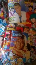 lot de 25 Club Dorothée Magazine 1989 - 1991 Saint Seya Ken le Survivant Lamu...