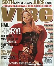 VIBE Magazine September 99 MARY J. BLIGE Rare Vintage URBAN Music & Lifestyle