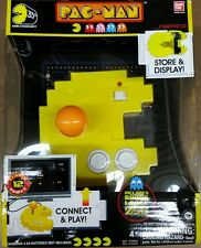 Pac Man Arcade Level 256 TV Connect Plug Play 12 Video Game 35th Anniversary NEW