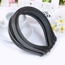 Fashion Blank Plain Metal Headband 5mm Hair Band For Hair Accessories DIY Craft