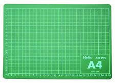 HELIX A4 CUTTING MAT CRAFT BOARD SELF HEALING DOUBLE SIDED PRINTED GRID LINES .