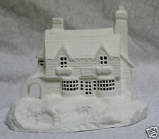Ceramic Bisque Village Wine Shop Duncan 438c U-Paint Ready To Paint