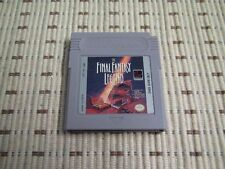 Final Fantasy Legend für GameBoy und Color und Advance