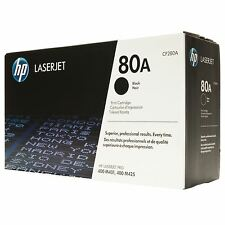 Lot OF 10 HP CF280A 80A PRO 400 M401 400 MFP M425 Toner, Sealed In Retail Box