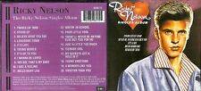 Ricky Nelson cd album - The Singles Album (20 tracks)