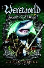 Storm of Sharks (Wereworld) - Acceptable - Jobling, Curtis - Hardcover