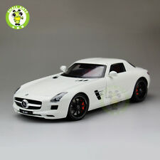 1:18 Daimler Mercedes Benz SLS AMG GT Diecast Model Welly GT Autos 11002 Model