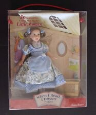 JO - LITTLE WOMEN - WHEN I READ I DREAM - TIMELESS TREASURES  - NRFB