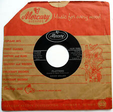CHUCK MILLER 45 Plaything / After Yesterday TEEN Rockabilly 1957 w3411