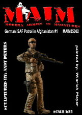 MAIM 1:35 German ISAF Patrol in Afghanistan 1 35002*