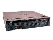 Cisco 2900 Series 2921/K9 Integrated Services Router
