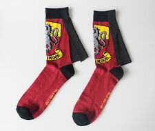 New 1 Pair Harry Potter Gryffindor Cloak Stockings Football Soccer Socks Gifts