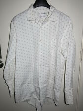 Authentic vintage COMME Des GARCONS SHIRT  Made in France Shirt