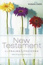 Women of Faith New Testament with Psalms & Proverbs, , New