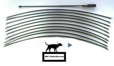 "Garmin Astro 220/320 Flexible 18"" & 10 - DC 50 Tuff Skin Long Range Antenna set"