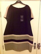 Raglan Short Sleeve A-Line Dress
