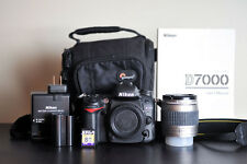 Nikon D7000 Camera Kit w/ Nikon Lens, Bag, and More! Only 2,462 Clicks!