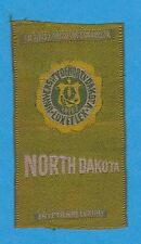 1910s S25 tobacco / cigarette / college silk UNIVERSITY OF NORTH DAKOTA - NICE!!