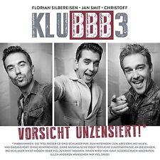 ✭KLUBBB3 - Vorsicht Unzensiert!   CD   ALBUM   NEU   2016   Florian Silbereisen✭