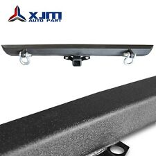 """Rock Crawler Rear Bumper with 2"""" Receiver Hitch for 87-06 Jeep Wrangler YJ TJ"""