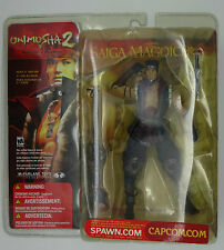 "Onimusha 2 Saiga Magoichi 6"" Figure*McFarlane Toys*Samurai's Destiny*Capcom*2002"