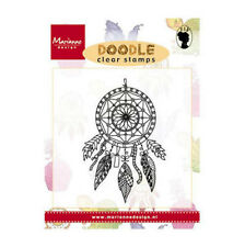 Marianne Design Clear Rubber DOODLE Stamp DREAMCATCHER EWS2217