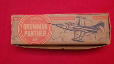 Aurora - Grumman Panther F9F - Model Kit # 22 - Rare - Vintage - Hard To Find