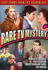 NEW DVD Rare TV Mystery: Herald Playhouse / Mark Saber / Police Station/ Visitor