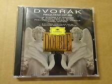 2-DISC CD / DVORAK - STADER - WAGNER - ANCERL: REQUIEM OP. 89 | 6 CHANTS OP. 99