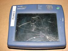 LCD Damage No PowerUp Spare Part Fluke EtherScope II Network Assistant W/O Accs