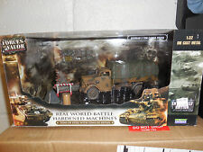 FORCE OF VALOR 1/32 80061; MVE253 3 Ton German Cargo Truck ENTH ED. MINT COND