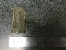 Not Dinky Britains not sure metal military Soliders field gun aminition trailer