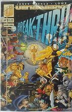 Malibu comics - ultraverse break-thru #1 - USA comics malibu