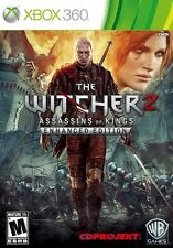 Witcher 2 Enhanced Edition Xbox 360 Game Complete