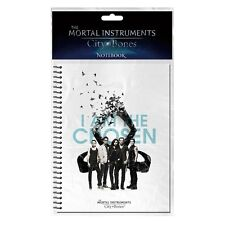 Mortal Instruments - City of Bones Spiral Notebook I Am The Chosen