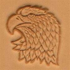 8361 Eagle Head Craftool 3-D Stamp (Left) Tandy Leather 88361-00
