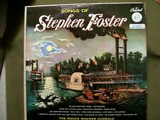 SONGS OF STEPHEN FOSTER RECORD CAPITOL P8267