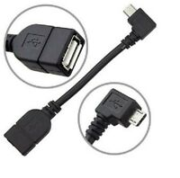 Micro USB cable host Mode OTG for Google Nexus 7/10 Attain i777 Acer Iconia A510