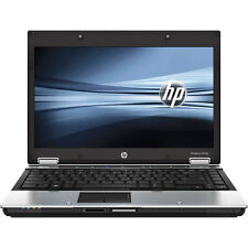 HP Elitebook Intel Core i5 Notebook Laptop Computer Budget PC Windows 7 8440p
