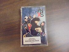 "NEW SEALED ""INXS"" Suicide Blonde   Cassette Tape (G)"