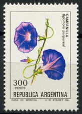 Argentina 1982 SG#1744, 300p FLowers Definitive MNH #A96180