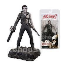 """7"""" ASH figure EVIL DEAD 2 exclusive HERO FROM THE SKY sdcc ARMY OF DARKNESS neca"""
