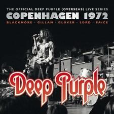 DEEP PURPLE - Copenhagen 1972 -- 2 CD  NEU & OVP